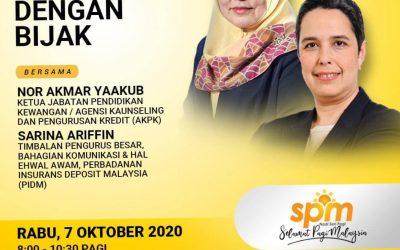 Selamat Pagi Malaysia, Rabu 7 Oktober 2020
